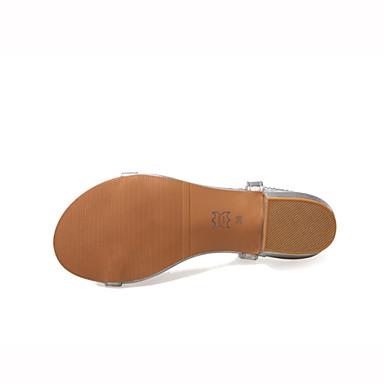 Talon Nouveauté ouvert Eté club Paillette Personnalisées Femme Sandales Bout Chaussures de Bas Printemps Chaussures 05580341 Boucle Matières xCPFwf