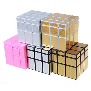 Rubiks kube Shengshou Speil Cube 3*3*3 Glatt Hastighetskube Magiske kuber Kubisk Puslespill Glatt klistremerke profesjonelt nivå Hastighet