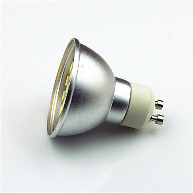 2W 300lm GU10 LED-spotpærer 30 LED perler SMD 5050 Dekorativ Varm hvit Kjølig hvit 12V 220-240V