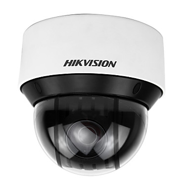 hikvision® ds-2de4a220iw-de 2mp ip mini ptz kamera (4,7 til 94mm 20x optisk zoom wdr 3d dnr hlc ir 50m h.265) 12 vdc & poe ip66