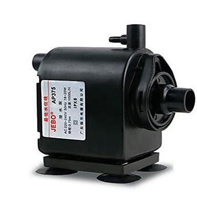 Akvarier Vannpumper Energisparing Metall 220V Metall