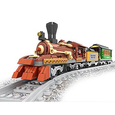 AUSINI Coches de juguete Bloques de Construcción 483 pcs Cola Cool Novedades Eléctrico Tren Trenes y raíles de juguete Chico Chica Juguet Regalo