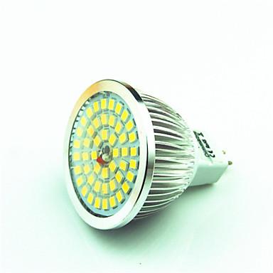 1PC 3W 150-200lm GU5.3(MR16) LED ضوء سبوت MR16 48 الخرز LED SMD 2835 ديكور أبيض دافئ أبيض كول 12V