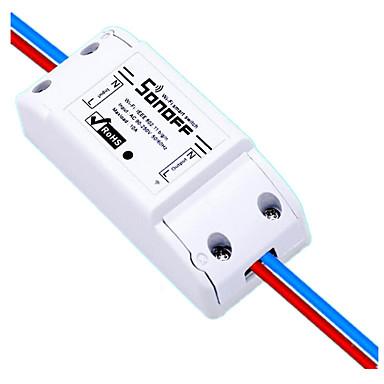 remotewifi telefone móvel temporizador interruptor controle remoto sem fio 10a / 2200w