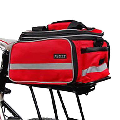 FJQXZ Bagagebærertasker Vandtæt Cykeltaske Nylon Cykeltaske Cykeltaske Cykling / Cykel