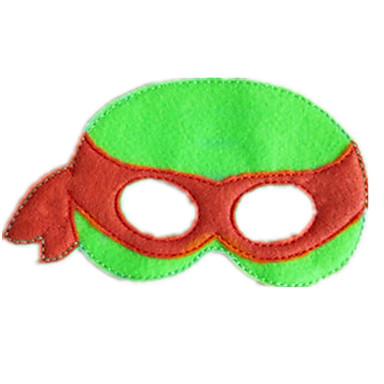 Haloween-masker Kreativ Kul Lær Plast Voksne Gave 1pcs