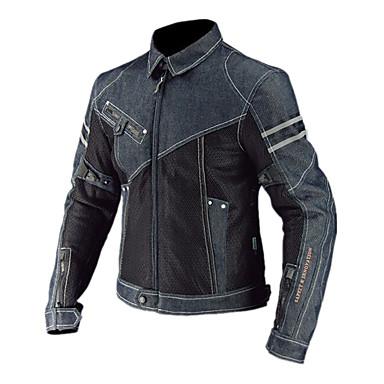 Roupa da motocicleta Jaqueta Têxtil Todas as Estações A Prova de Ventos / Respirável