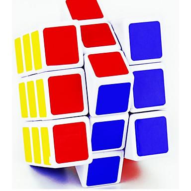 Rubiks kube Lingyun 3*3*3 Glatt Hastighetskube Magiske kuber Kubisk Puslespill Matte Speil Gave Jente