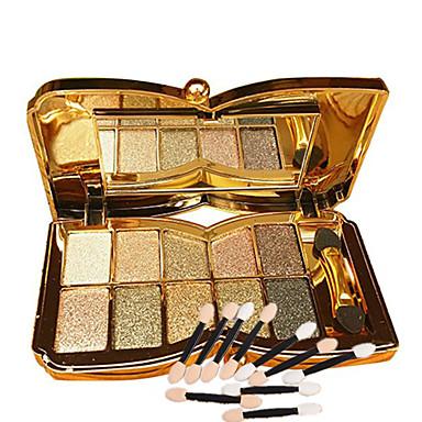 Powders Eye Coloured gloss Long Lasting Natural Daily Makeup / Halloween Makeup / Party Makeup Daily 1160 Cosmetic