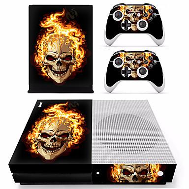 B-SKIN XBOX ONE  S PS / 2 Adesivo Para Xbox One S ,  Novidades Adesivo PVC 1 pcs unidade