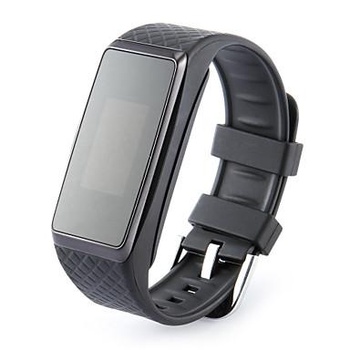 INCHOR Wristfit HR Smart armbånd Smartur AktivitetstrackerVandafvisende Brændte kalorier Skridttællere Træningslog Pulsmåler Vækkeur