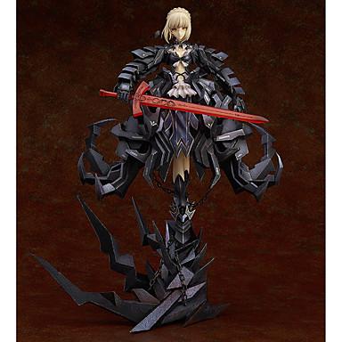 Anime Action Figurer Inspirert av Fate / Stay Night Saber Lily PVC 23 cm CM Modell Leker Dukke