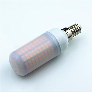 1pc 5W 600lm E14 G9 GU10 E27 E12 LED-lamper med G-sokkel T 180 LED perler SMD 2835 Dekorativ Varm hvit Kjølig hvit 220V 85-265V