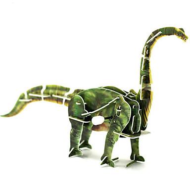 voordelige 3D-puzzels-3D-puzzels / Legpuzzel Dinosaurus Dieren 1 pcs Kinderen Geschenk