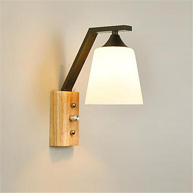 زهري / رجعي / الحديثة / المعاصرة LED مصباح جداري معدن إضاءة الحائط 220-240V 5W