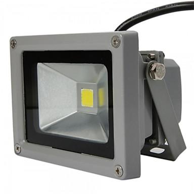 hkv® ماء الفيضانات أدت ضوء 10w ip65 مصباح الكشاف عاكس 220v الاضواء في الهواء الطلق حديقة الإضاءة الخارجية الخفيفة