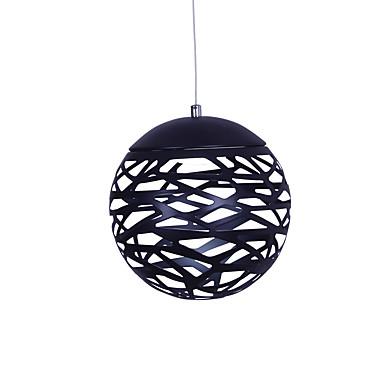 UMEI™ Esfera Luzes Pingente Luz Ambiente - LED, 90-240V, Branco Quente / Branco, Fonte de luz LED incluída / 0-5㎡ / Led Integrado