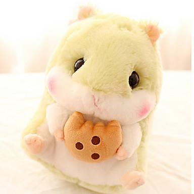 voordelige Knuffels & Pluche dieren-Rabbit Hamster knuffels Poppen Meisjes Jongens