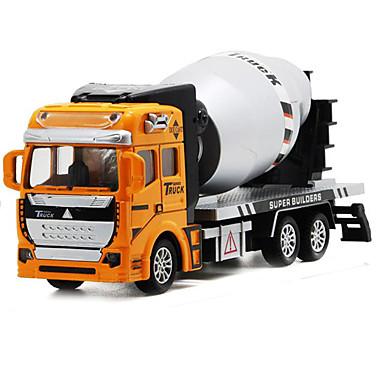 Caminhão Veiculo de Construção Escavadeiras Misturador de concreto Caminhões & Veículos de Construção Civil Carros de Brinquedo Modelo de