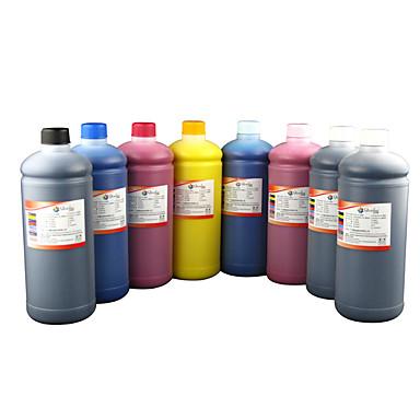 høj kvalitet dye-sublimation blæk 1000ml til epson roland Mutoh Mutoh MIMAKI (salg: sort, en pakke med tre)