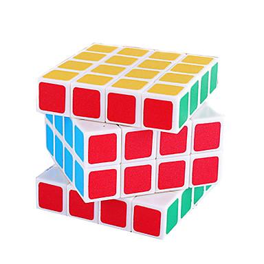 Rubik's Cube Vingança 4*4*4 Cubo Macio de Velocidade Cubos Mágicos Cubo Mágico Nível Profissional Velocidade ABS Ano Novo Dia da Criança