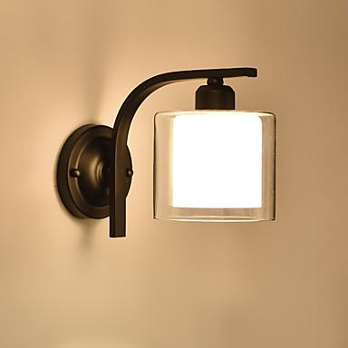 Regional / Tradicional / Clássico / Retro Luminárias de parede Metal Luz de parede 110-120V / 220-240V 60W