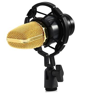 billige Mikrofoner-3.5mm mikrofon Tredet kondensator mikrofon håndholdt Mikrofon Til Computer Mikrofon