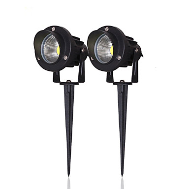 abordables Éclairage Extérieur-LED Intégré Moderne/Contemporain, Vers le Bas Chandeliers muraux Outdoor Lights