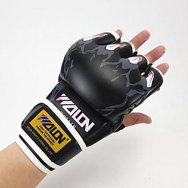 Luvas para Treino de Box / Luvas de Box para Boxe Sem Dedo Design Anatômico / Respirável / Protecção Esponja / Pele / PU