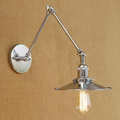 زهري / رجعي / الحديثة / المعاصرة إضاءة بذراع متحرك معدن إضاءة الحائط 110-120V / 220-240V 40W