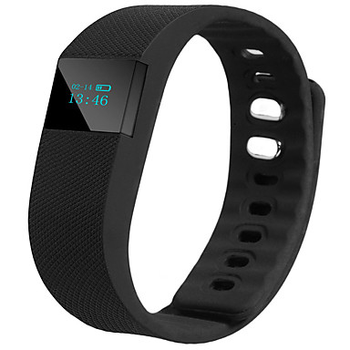 Smart Bracelet iOS Android Touch Screen Water Resistant / Water Proof Calories Burned Pedometers Exercise Record Health Care Alarm Clock
