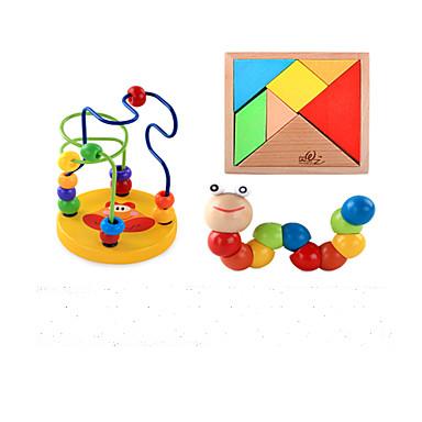hesapli Oyuncaklar ve Oyunlar-Tangram Legolar Ahşap Yapbozlar Eğitici Oyuncak Hudební nástroje hračky Oyuncaklar Müzik Enstrimanlı Oyuncaklar Tahta Çocuklar için Genç