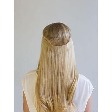 Flip Inn Hairextensions med menneskehår Hår extension