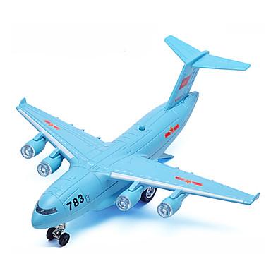 Modellbausätze Aufziehbare Fahrzeuge Flugzeug Spielzeuge Flugzeug Kunststoff Stücke Unisex Geschenk