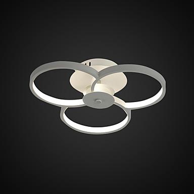 Montagem do Fluxo Luz Ambiente - Regulável LED Designers, Moderno / Contemporâneo, 110-120V 220-240V, Branco Quente Branco Frio Dimmable