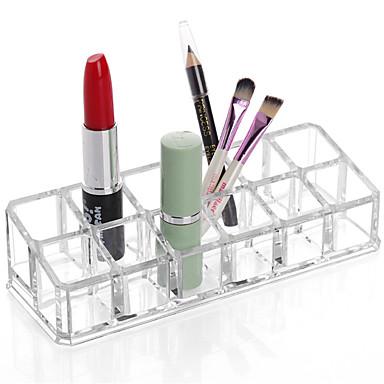 Caixas de Jóias Armazenamento de Maquiagem Organizadores de Secretária Meninas e Jovens Mulheres Caixas de Armazenamento Organizadores de