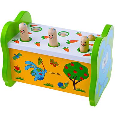Hammering / Pounding Toy Brinquedo Para Bebê Gopher Game Quadrada Tamanho Grande Diversão Clássico Para Meninos Brinquedos Dom
