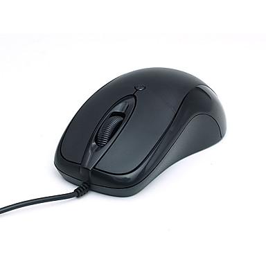 Hohe Qualität 3 Knopf 1600dpi justierbare usb verdrahtete Maus Spielmaus für Computer Laptop lol Gamer