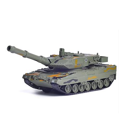 KDW Tanque Caminhões & Veículos de Construção Civil Carros de Brinquedo Carrinhos de Fricção 1: 100 Plástico Unisexo Brinquedos Dom