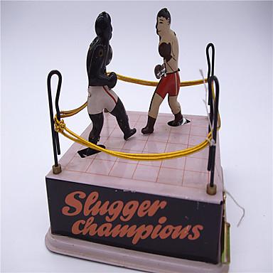 Brinquedos de Corda Brinquedos Boxe Ferro Metal 1pcs Peças Crianças Dom
