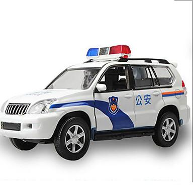 Ambulance Lumière De Jouet Cadeau Voiture Modèle Caipo Véhicule Construction Et Police Musique Petites qSULMVGpz