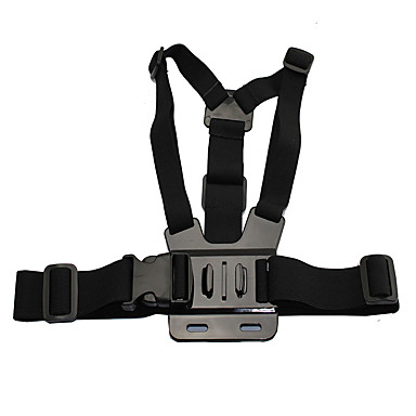 Chest Harness Case / Multi-function For Action Camera Gopro 6 / All Action Camera / All Gopro Diving / Surfing / Ski / Snowboard Plastics