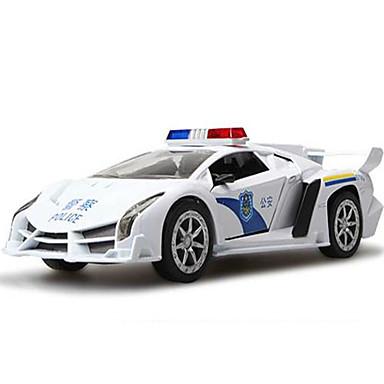 CAIPO Carros de Brinquedo Brinquedos Modelo de Automóvel Veiculo de Construção Carro de Polícia Ambulância Brinquedos Música e luz