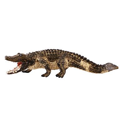 Brinquedos & Bonecos de Ação Crocodilo Plástico Para Meninos Para Meninas Brinquedos Dom