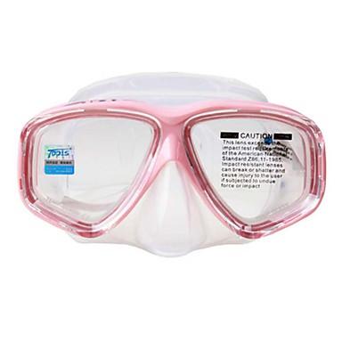 Máscara de Mergulho Máscara de Snorkel Protecção Natação Mergulho Silicone Neoprene