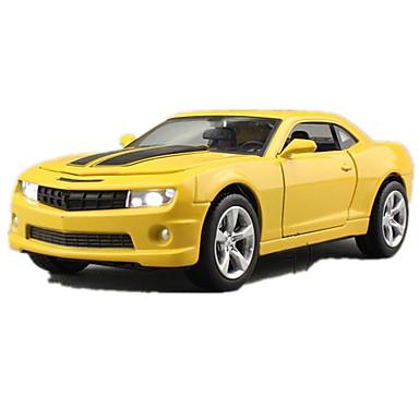 MZ Carros de Brinquedo / Modelo de Automóvel / Carrinhos de Fricção Carro de Corrida Carro Transformável / Música e luz Para Meninos