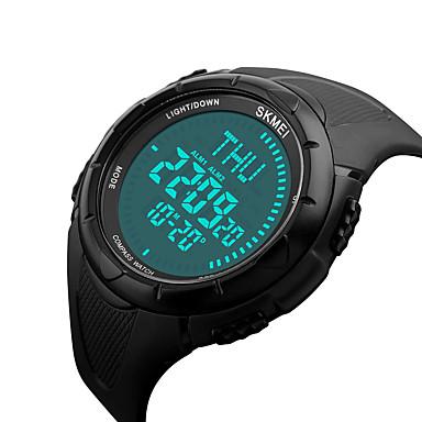 Relógio inteligente YY1232 para Suspensão Longa / Impermeável / Bússula / Multifunções / Esportivo Temporizador / Cronómetro / Relogio Despertador / Cronógrafo / Calendário