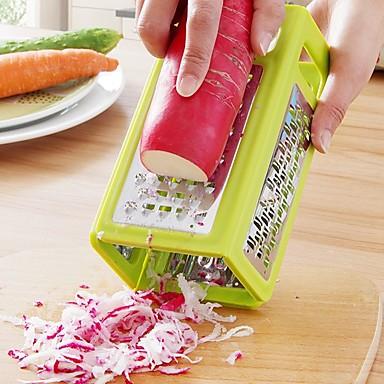 ادوات المطبخ بلاستيك المطبخ الإبداعية أداة مقشرة ومبشرة لالجبن
