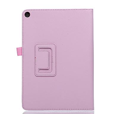 Capinha Para Asus Capa Proteção Completa / Tablet Cases Sólido Rígida PU Leather para