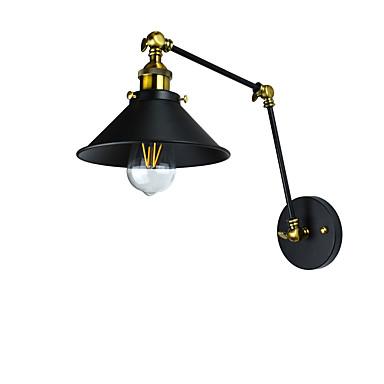 Rústico / Campestre / Tradicional / Clássico Arandelas LED Metal Luz de parede 110-120V / 220-240V 4 W / E27